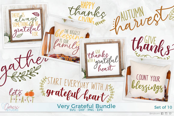 Grateful Bundle