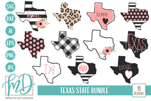 Texas State Bundle