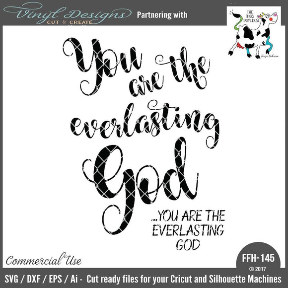 You are the Everlasting God