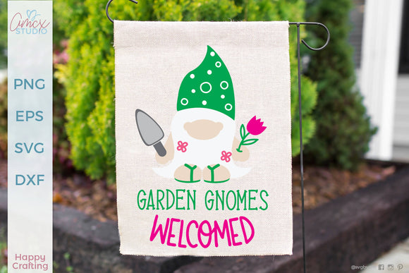 Garden Gnomes Welcomed