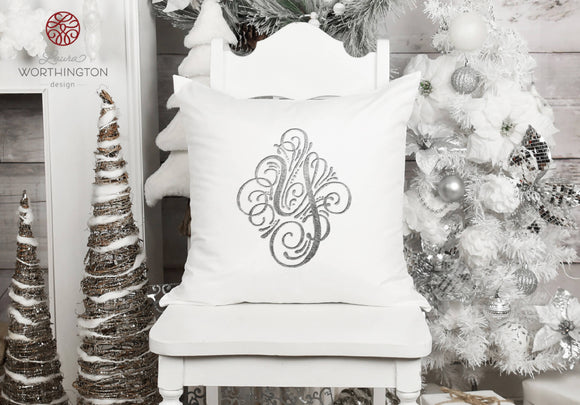 Adorn Solo Letter Y Monogram - Sublimation Printable Design
