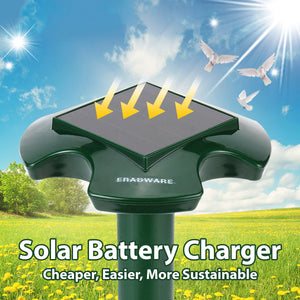 Solar Mole Repeller (2 Pack)