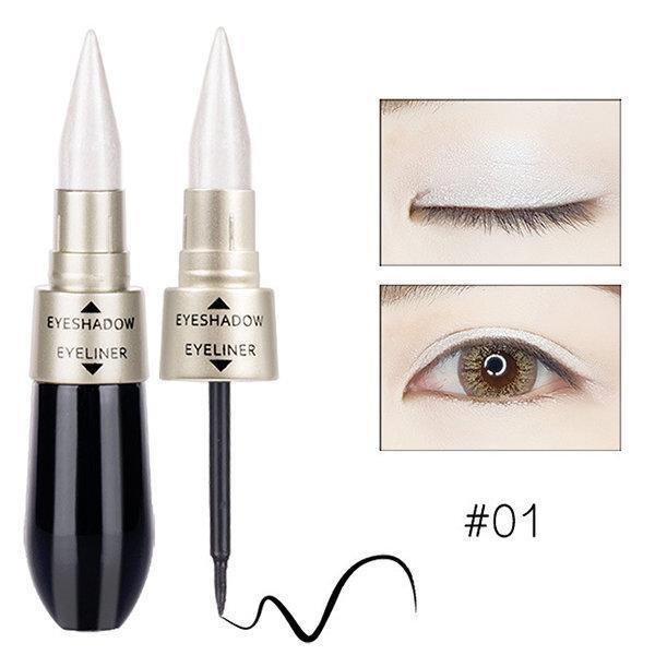sterdio..com Beauty & Fashion 1 Shimmer Eyeshadow Stick Waterproof Glitter Eye Shadow Long-lasting Soft Eyeliner Makeup