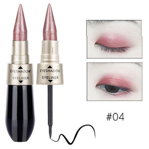 Shimmer Eyeshadow Stick Waterproof Glitter Eye Shadow Long-lasting Soft Eyeliner Makeup-jojomiss.com