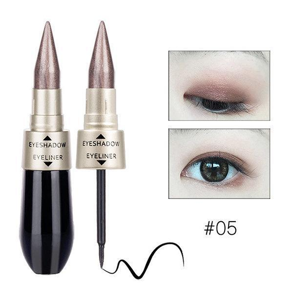 sterdio..com Beauty & Fashion 5 Shimmer Eyeshadow Stick Waterproof Glitter Eye Shadow Long-lasting Soft Eyeliner Makeup