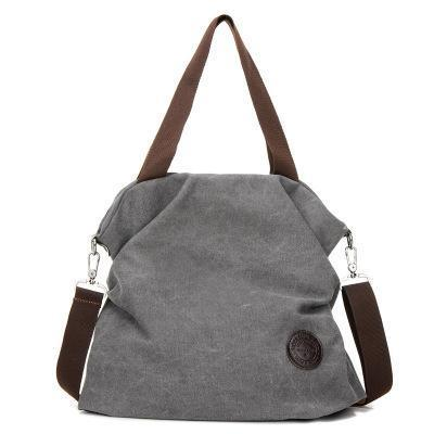 sterdio.com Beauty & Fashion Gray Fashion Casual Messenger bags Large Capacity