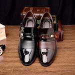 sterdio.com Beauty & Fashion New Fashion High Quality British Style Men Oxford Shoes