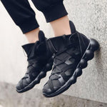 "sterdio.com Beauty & Fashion ""The KU Rollers"" Trendy Style Unisex Sneakers"