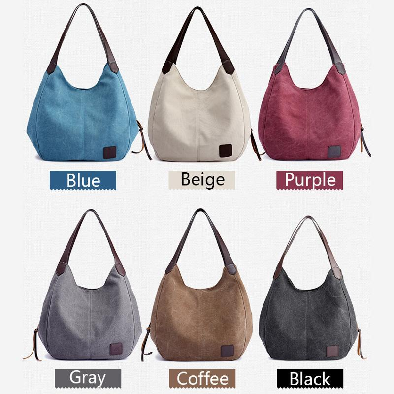 sterdio.com Beauty & Fashion Women's Canvas Handbags Female Hobos