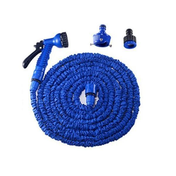 sterdio.com Home & Garden Blue / 100ft Expandable Garden Hose