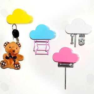 sterdio.com Home & Garden Cute Magnetic Cloud Key Holder