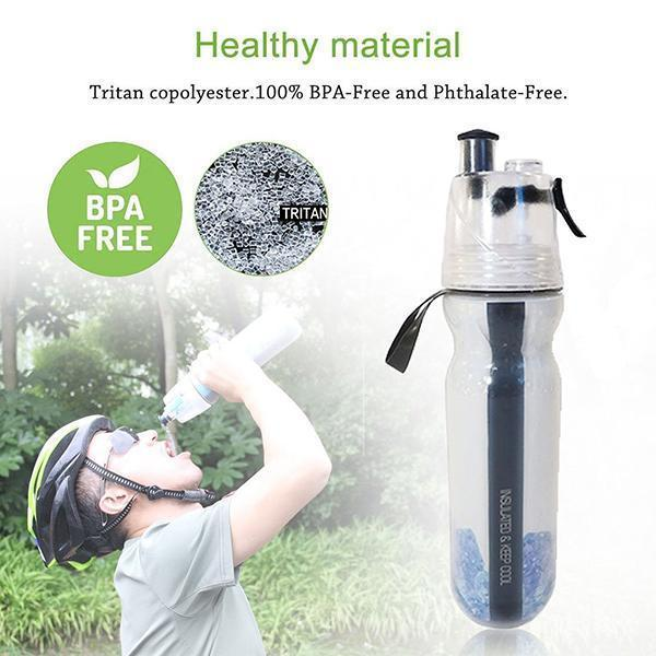 sterdio.com Home & Garden Double Wall Spray Bottle
