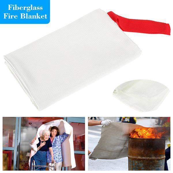 sterdio.com Home & Garden Emergency Fire Blanket Safety Cover