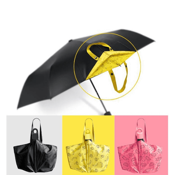 sterdio.com Home & Garden Folding Travel Umbrella Windproof Magic Handbag