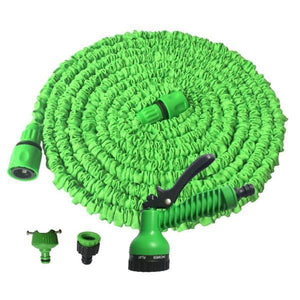 sterdio.com Home & Garden Green / 100ft Expandable Garden Hose