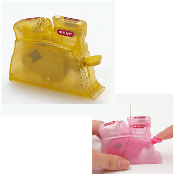 sterdio.com Home & Garden Yellow Automatic Needle Threader