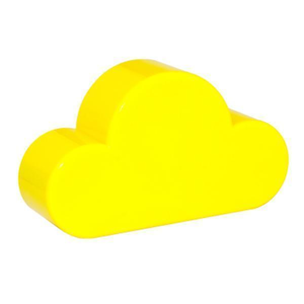 sterdio.com Home & Garden Yellow Cute Magnetic Cloud Key Holder