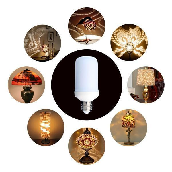 LED Flame Light Bulb-Lights-sterdio.com-