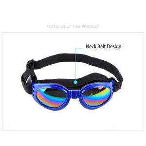 sterdio.com Pet Appliance Blue Dog Sunglasses