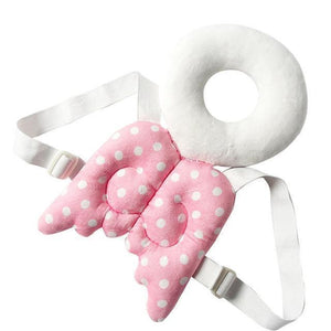 sterdio.com Pink Baby Head Protection Pillow