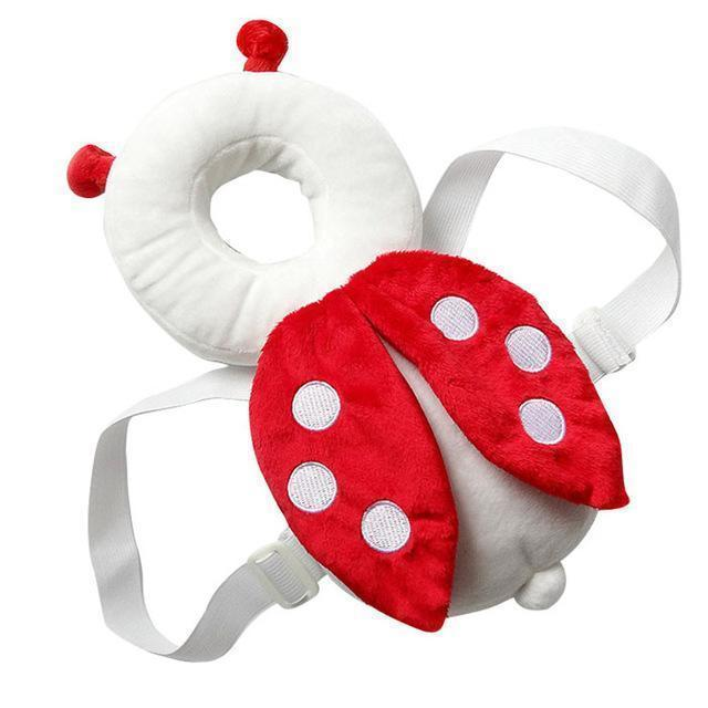 sterdio.com Red Baby Head Protection Pillow