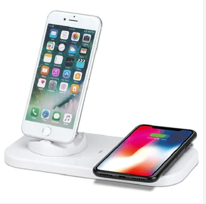 sterdio.com Tools Wireless Power Charger for Phones With Charging Phone Holder