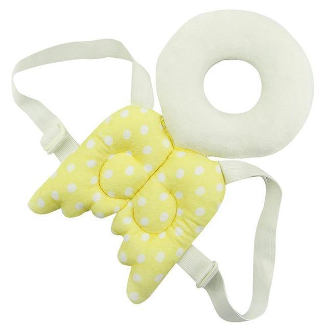 sterdio.com Yellow Baby Head Protection Pillow