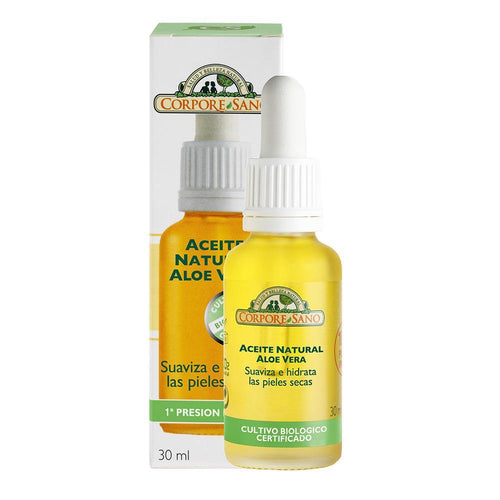 CS Aceite Natural de Aloe Vera 30ml