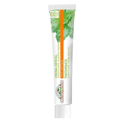 Crema Dental Purificante Aliento Fresco ICEA