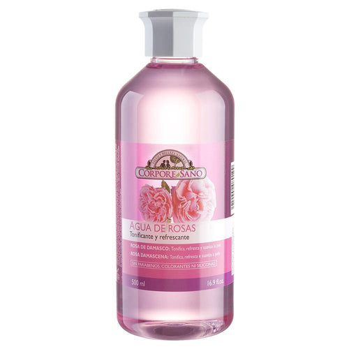 CS Agua de Rosas 500ml