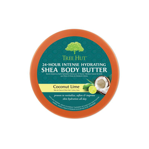 Manteca Corporal Tree Hut Shea Body Butter Coconut Lime 198 gr.