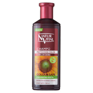 NV Champu Coloursafe Caoba 300ml