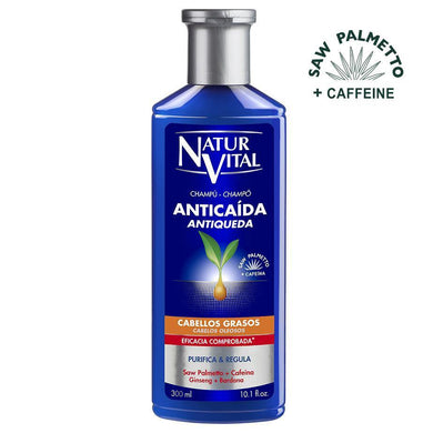 NV Champu Anticaída Grasos 300ml