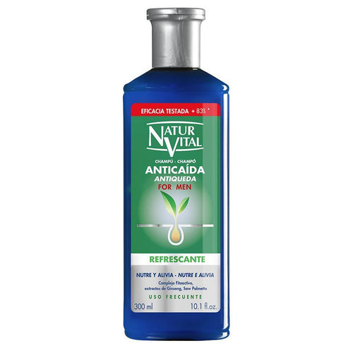 Shampoo Anticaída Refrescante 300ml