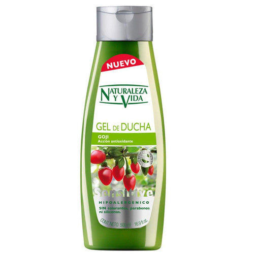 Gel Ducha Sensitive Goji 500ml
