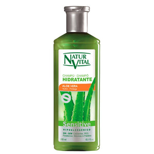NV Champu Sensitive Hidratante Aloe Vera 300ml