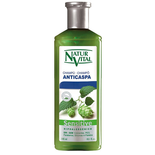 Shampoo Sensitive Anticaspa 300ml