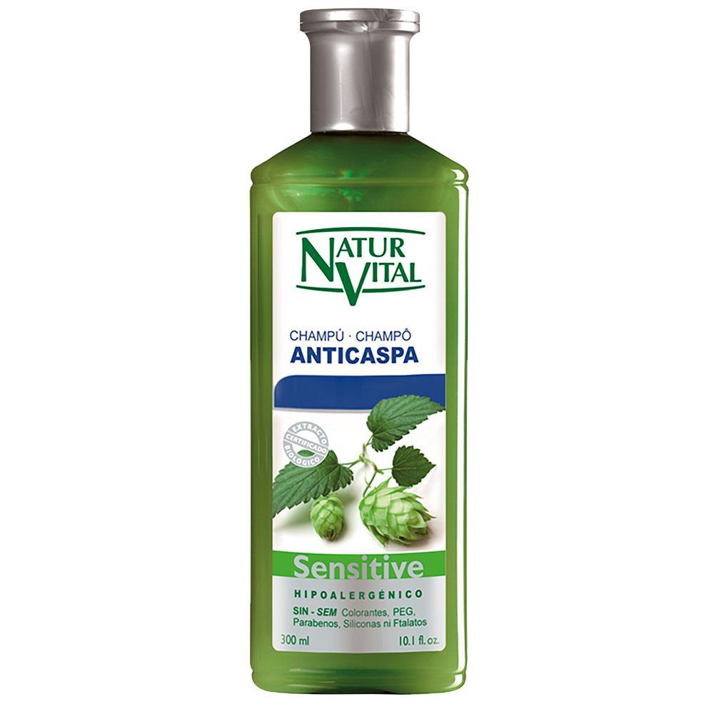 NV  Shampoo Sensitive Anticaspa 300ml