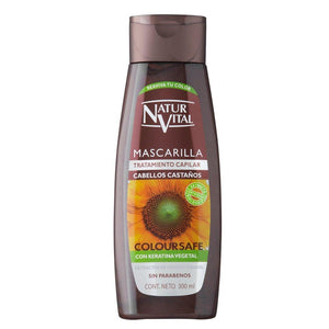 NV Mascarilla Coloursafe Castaños 300ml