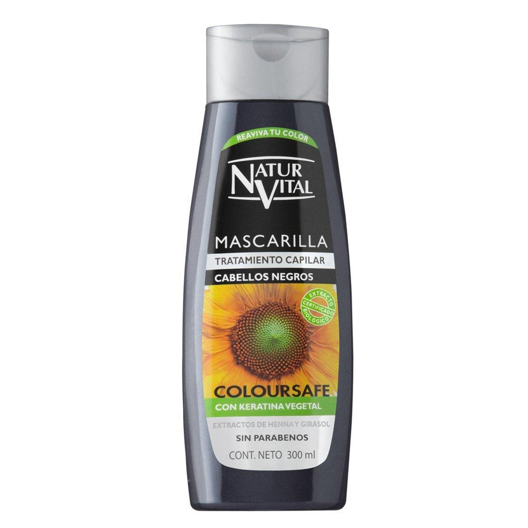 NV Mascarilla Coloursafe Negros 300ml