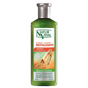 NV Champu Sensitive Revitalizante Ginseng 300ml