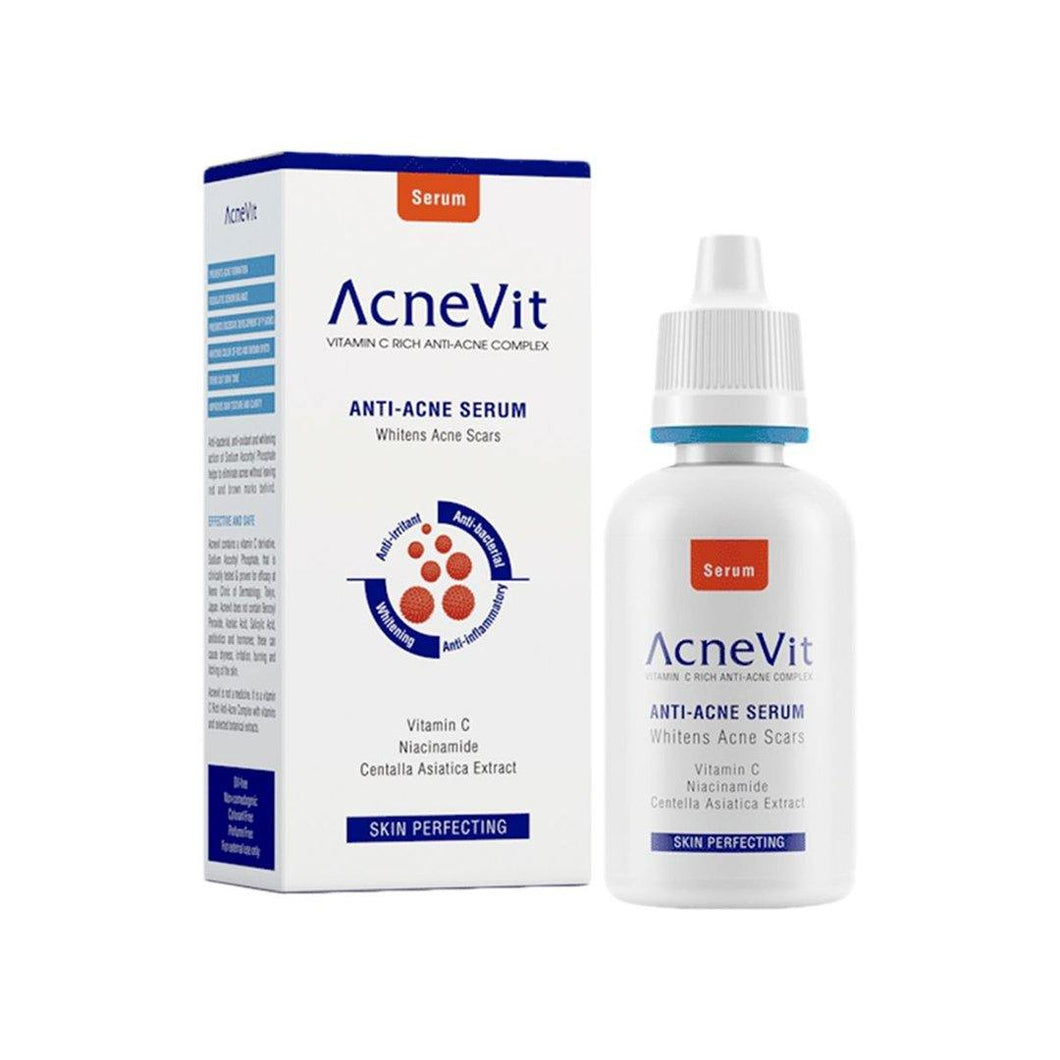 Serum Acnevit Antiacné 30ml.