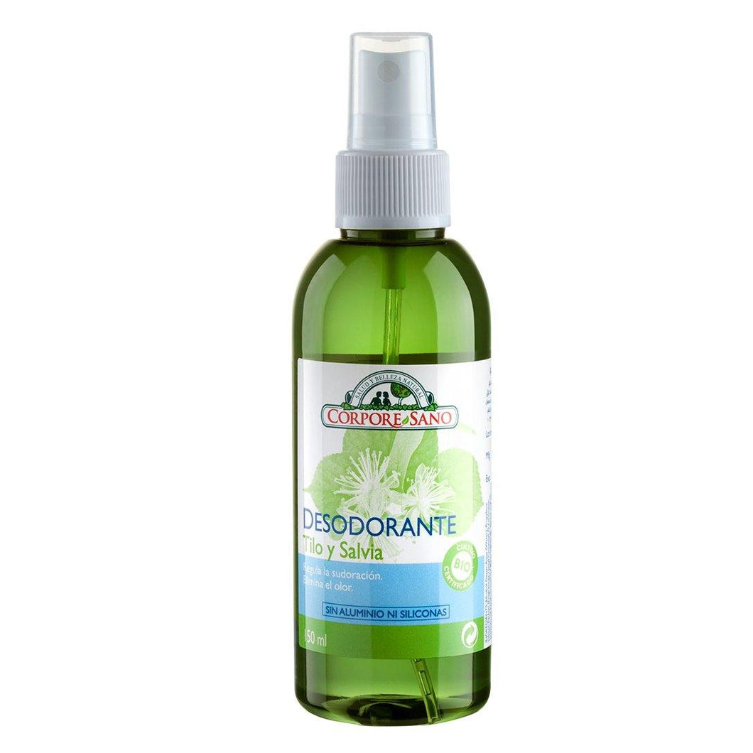 Desodorante Spray Tilo 150ml