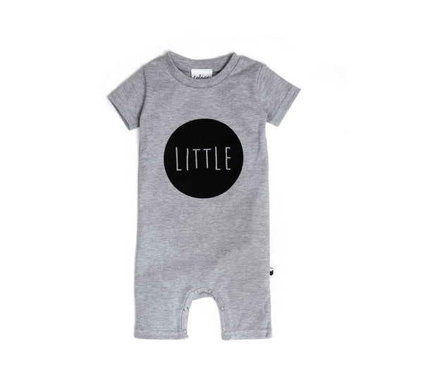 Little Short Romper-Short Romper-Tobias and the Bear-3-6 MTHS-jellyfishkids.com.cy