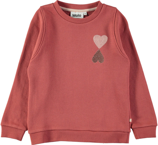 Madge Sweatshirt-GIRLS JUMPER-MOLO-98 - 3 yrs-jellyfishkids.com.cy