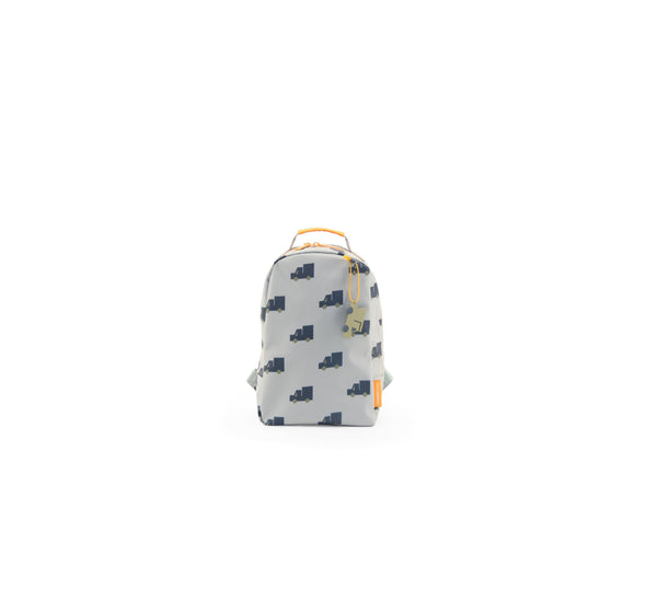 Mini Backpack - Mister Gorilla - Grey-backpack-Mister Gorilla-jellyfishkids.com.cy
