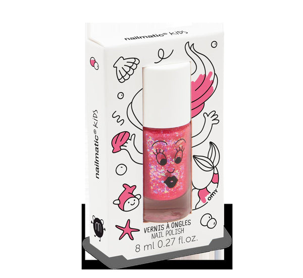 Nailmatic SISSI Water-based nail polish for kids-Nailpolish-Nailmatic-jellyfishkids.com.cy