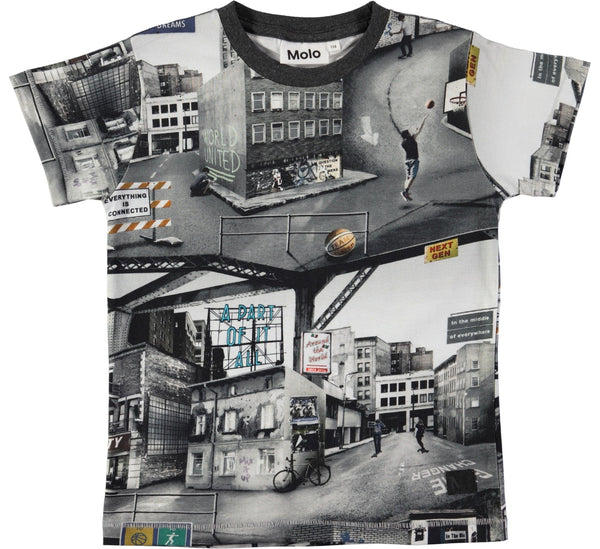 Ragnij - City Text-T-SHIRT-MOLO-92 - 2YRS-jellyfishkids.com.cy