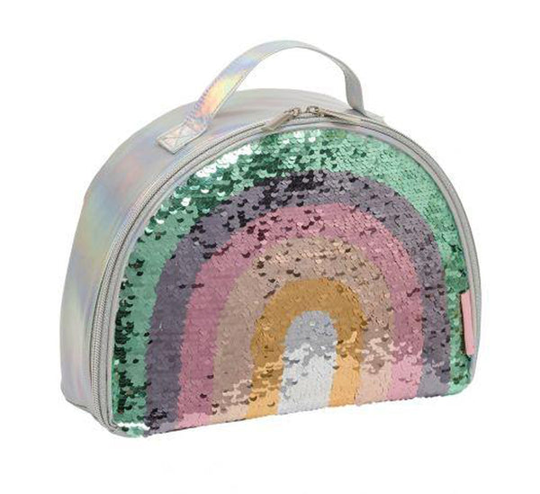 Rainbow cool bag-Lunchbox-A Little Lovely Company-jellyfishkids.com.cy