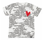 Road - Love song-T-SHIRT-Molo-104-4 yrs-jellyfishkids.com.cy